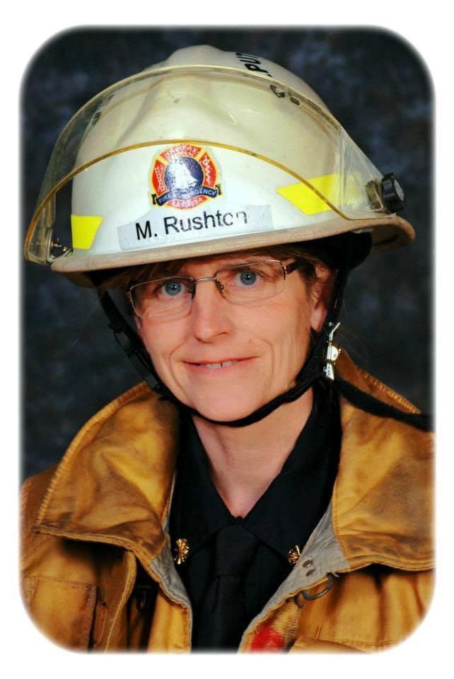 Firefighter Meghan'sblog